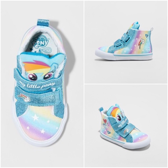 64e2b6c12b3 My Little Pony Rainbow Dash Shoes. M_5c18186d534ef9e4dfee6032